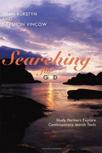 Searching For God: Study Partners Explore Contemporary Jewish Texts
